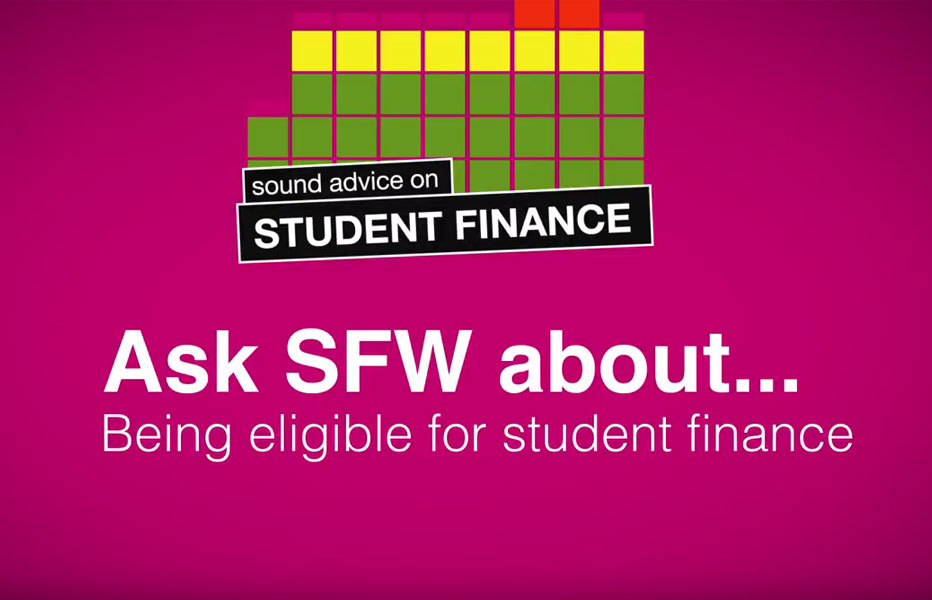 Sound Advice on Student Finance